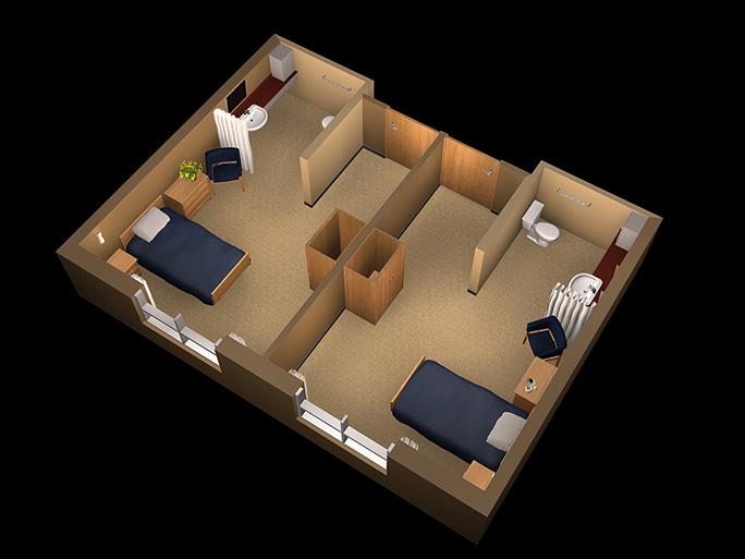 Plan Chambre base 2