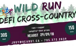 Wild Run Défi Cross Country Hearst