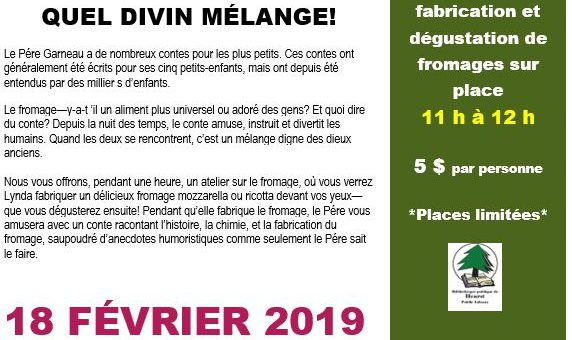 PéreGarneau poster
