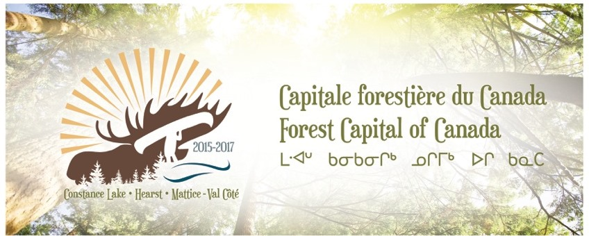 forest capital of canada