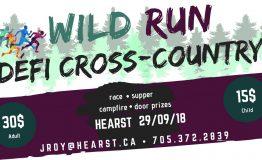 Wild Run Défi Cross Country Hearst